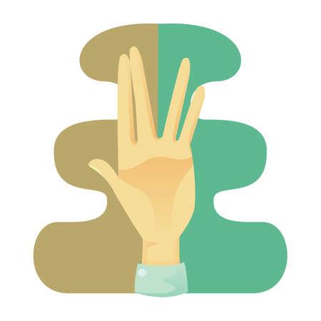 hand gesture: hand gesture