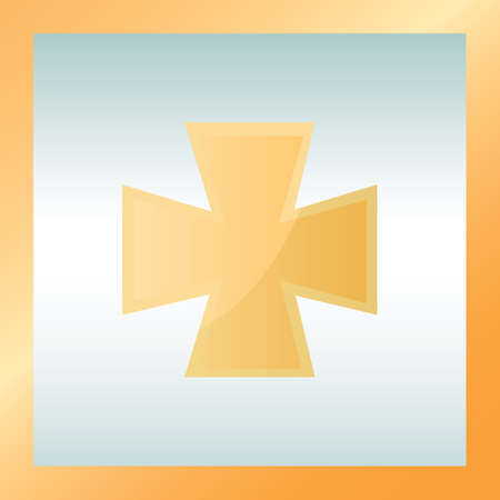 sanctuary: cross symbol