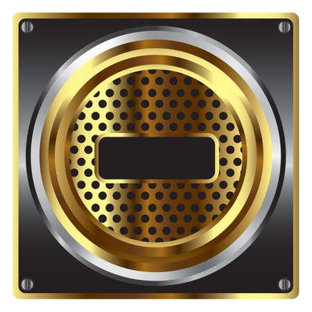 decrease: volume decrease button Illustration