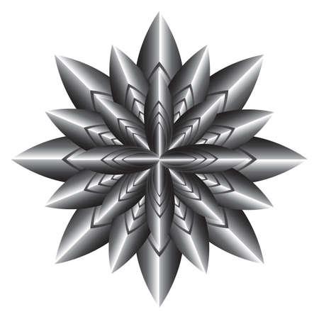 geometrical: geometrical circular design