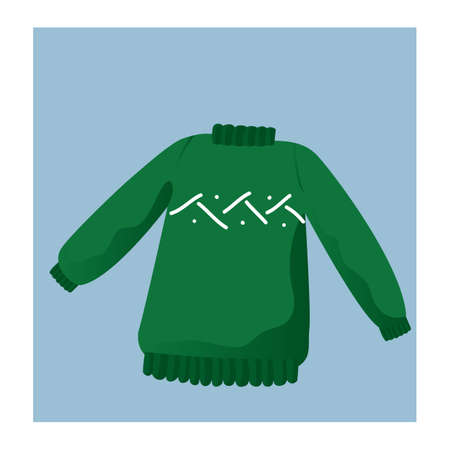 woolen: woolen sweater