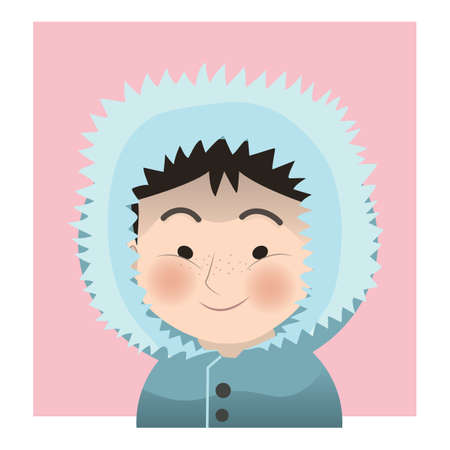 woolen: boy wearing woolen clothes
