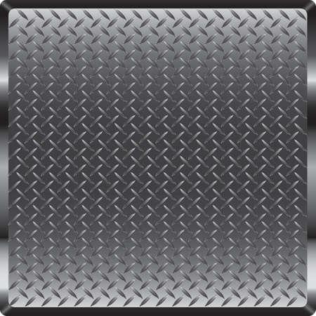 metallic background: metallic background Illustration