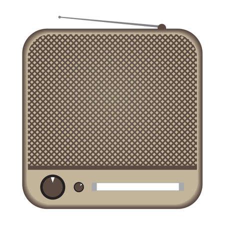 tuner: radio Illustration
