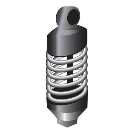 shock absorber: shock absorber