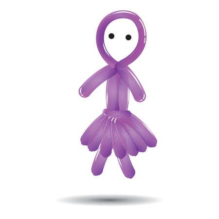 lovely: lovely toy balloon