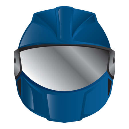 protection gear: helmet Illustration