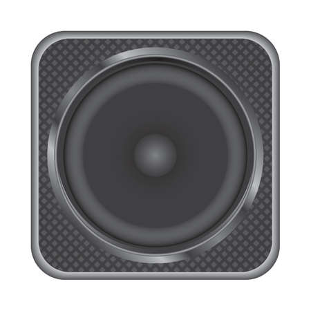 woofer: audio speaker