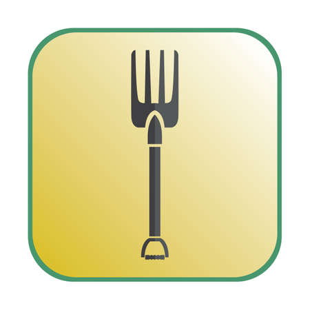 plow: pitch fork