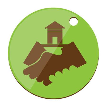 property: property business Illustration