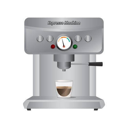 espresso: espresso machine