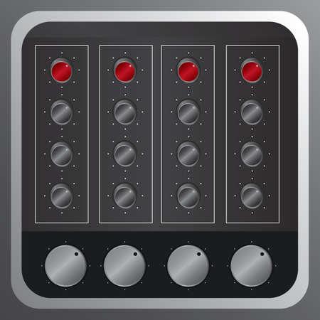 mixers: audio mixer
