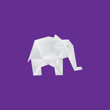 faceted: faceted elephant