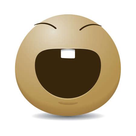 smiley: smiley emoticon laughing