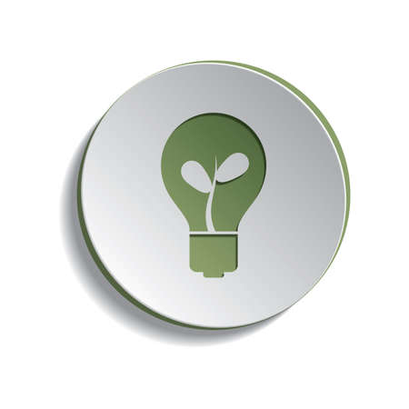 seedlings: go green lightbulb