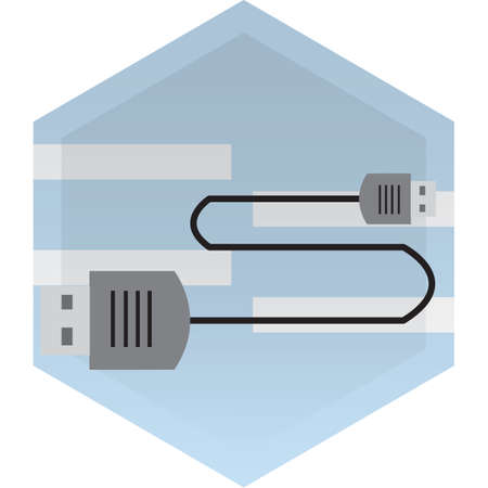 connection connections: usb connecting wire