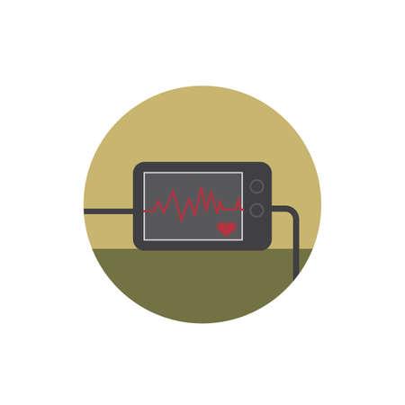 cardiogram: cardiogram Illustration