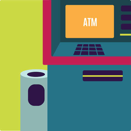 machine: atm machine