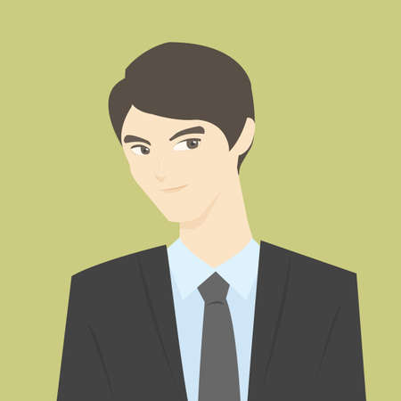 young businessman: young businessman