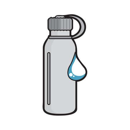 tumbler: sports bottle