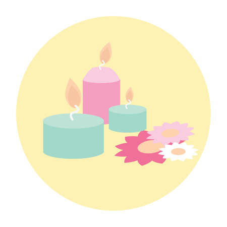 spa candles: spa candles