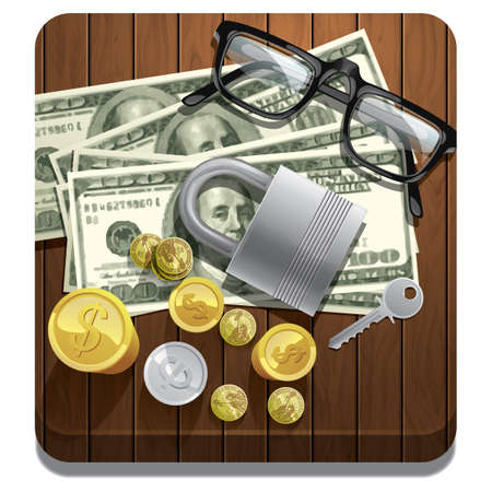objects: various financial related objects