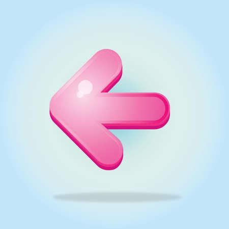 previous: previous left icon Illustration