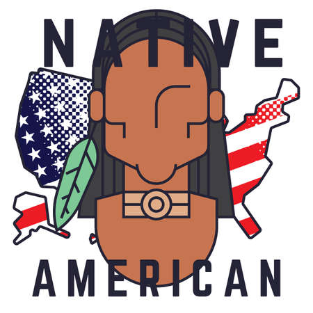 american poster: native american poster