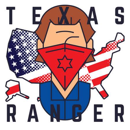 ranger: texas ranger poster