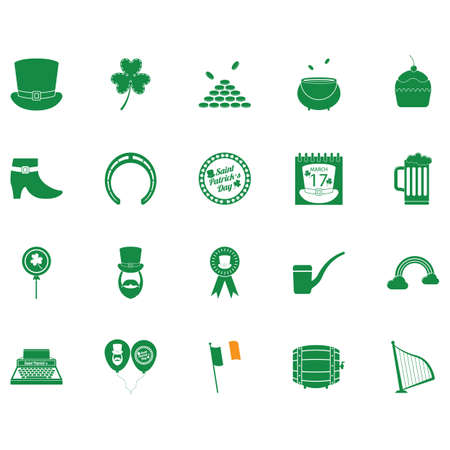 patrick's: st patricks icons