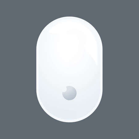 wireless: wireless computer mouse
