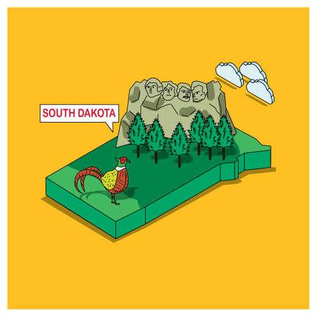 south dakota: south dakota state