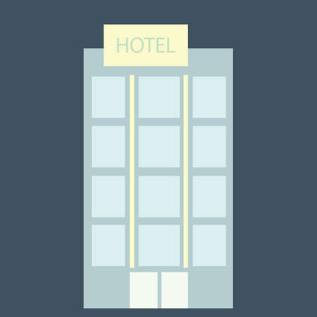 lodging: hotel