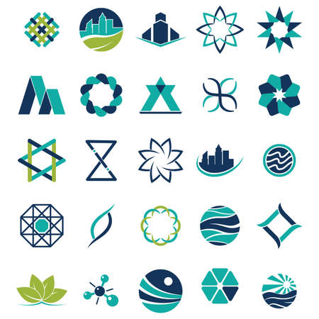 cretive: collection of abstract icons