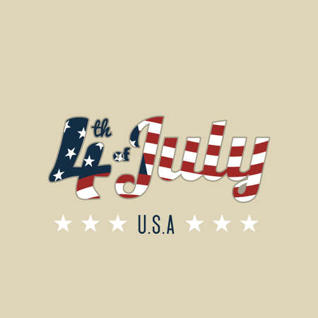 fourth of july: fourth july background design