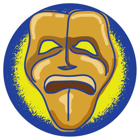 venetian: venetian carnival mask