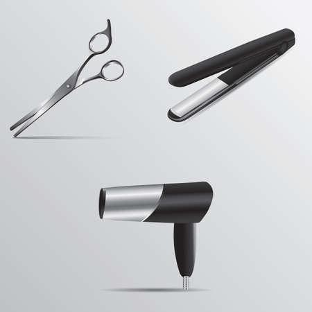 grooming: hair grooming items