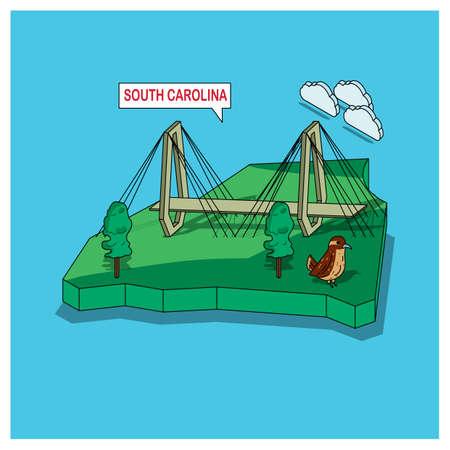 carolina: south carolina state