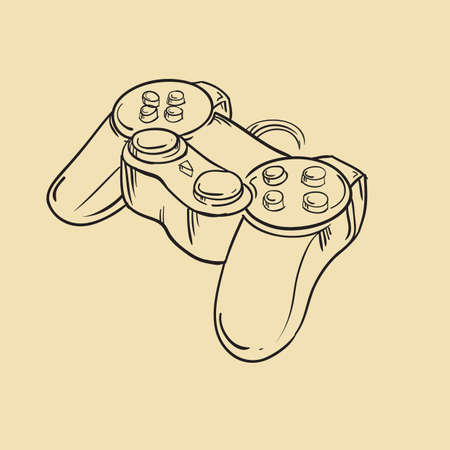 game console: video game console