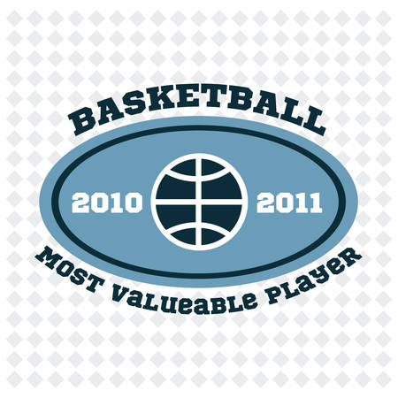 valuables: basketball badge