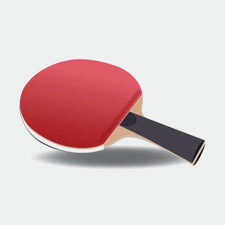 pong: ping pong paddle