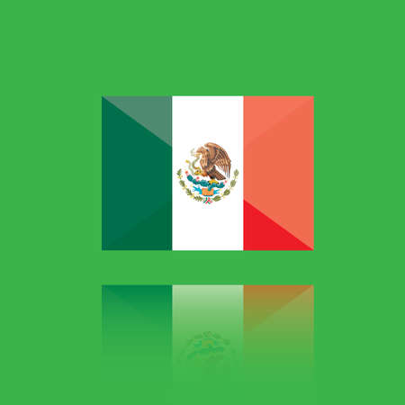 national identity: mexico flag