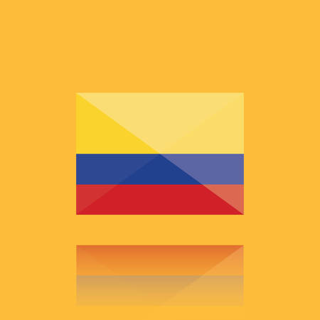 colombia: colombia flag