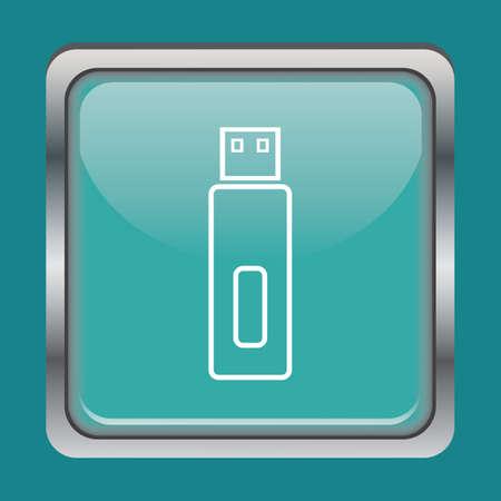 flash drive: usb flash drive
