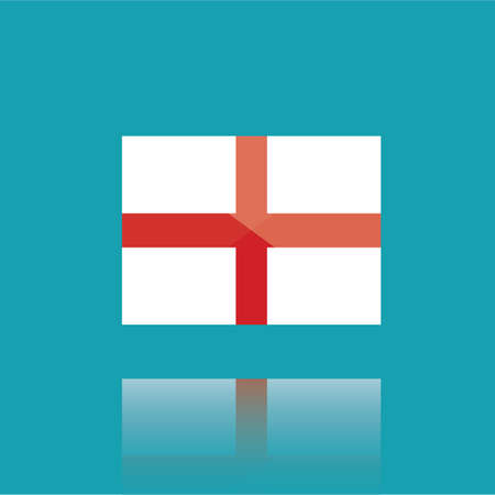 national identity: england flag