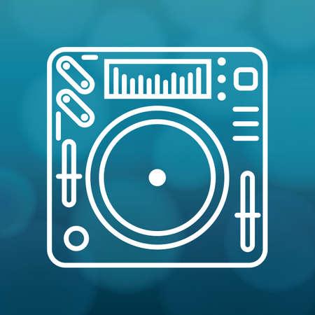 console: dj console