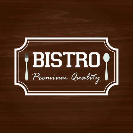 eatery: bistro text
