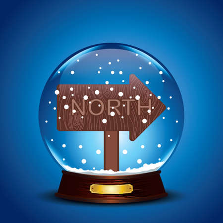 polo nord di Natale