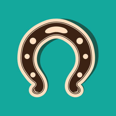 horse shoe: horse shoe Illustration