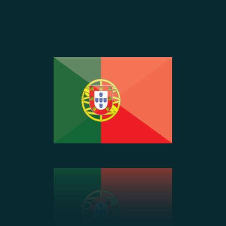 portugal flag: portugal flag